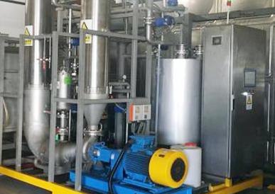 KS-MOT机械加工乳化油处理系统