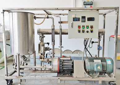 KS-SM-4040卷式膜实验装置