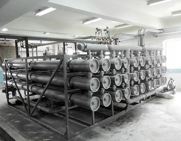 工业废酸综合利用系统